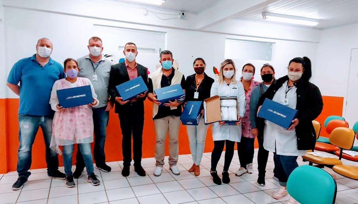Máscaras serão disponibilizadas nas Unidades Básicas de Saúde Foto: Magda Rabie