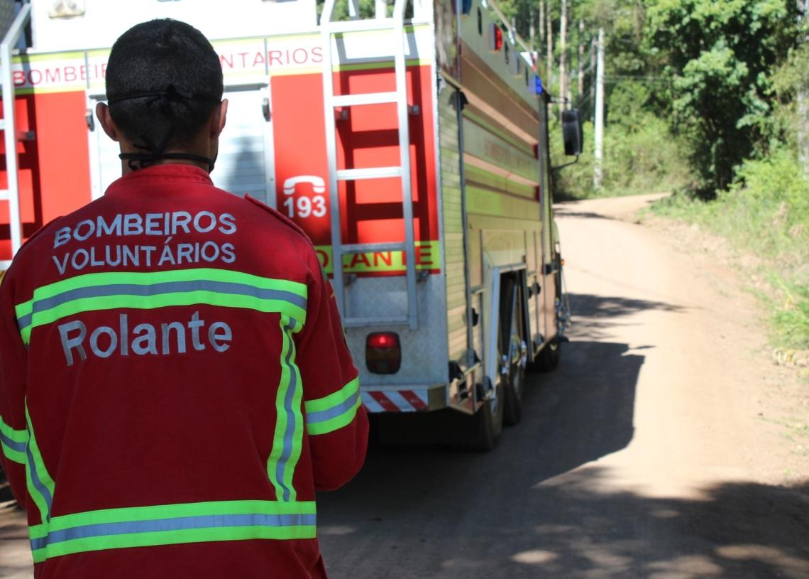 Corporação de Rolante está entre as mais bem equipadas do estado. Foto: Matheus de Oliveira
