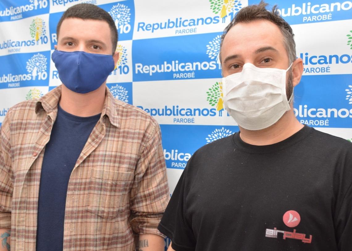 Sem eventos durante a crise do coronavírus, dj's se uniram para projeto de transmissões ao vivo. Foto: Eduarda Rocha/Assessoria de Comunicação