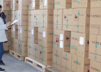 Parte dos recursos para a compra veio do Fundo de Reconstituição de Bens Lesados (FRBL) do Ministério Público Estadual (MPE) - Foto: Neusa Jerusalém / Ascom SES