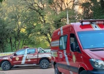 Foto: Bombeiros Voluntários de Rolante