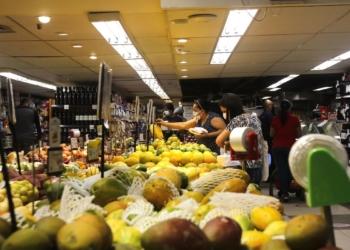 Índice ficou abaixo da taxa de outubro | Fotos: Tânia Rêgo/EBC