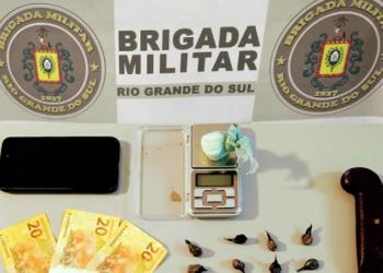 Foto: Brigada Militar