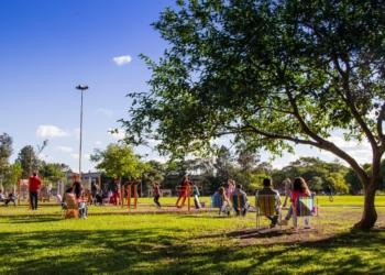 Evento ocorrerá no Parque do Trabalhador. Foto: Mateus Portal