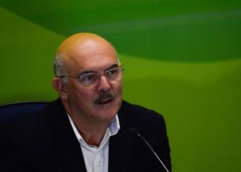 O  ministro da Educação, Milton Ribeiro Foto: Marcello Casal Jr./Agência Brasil