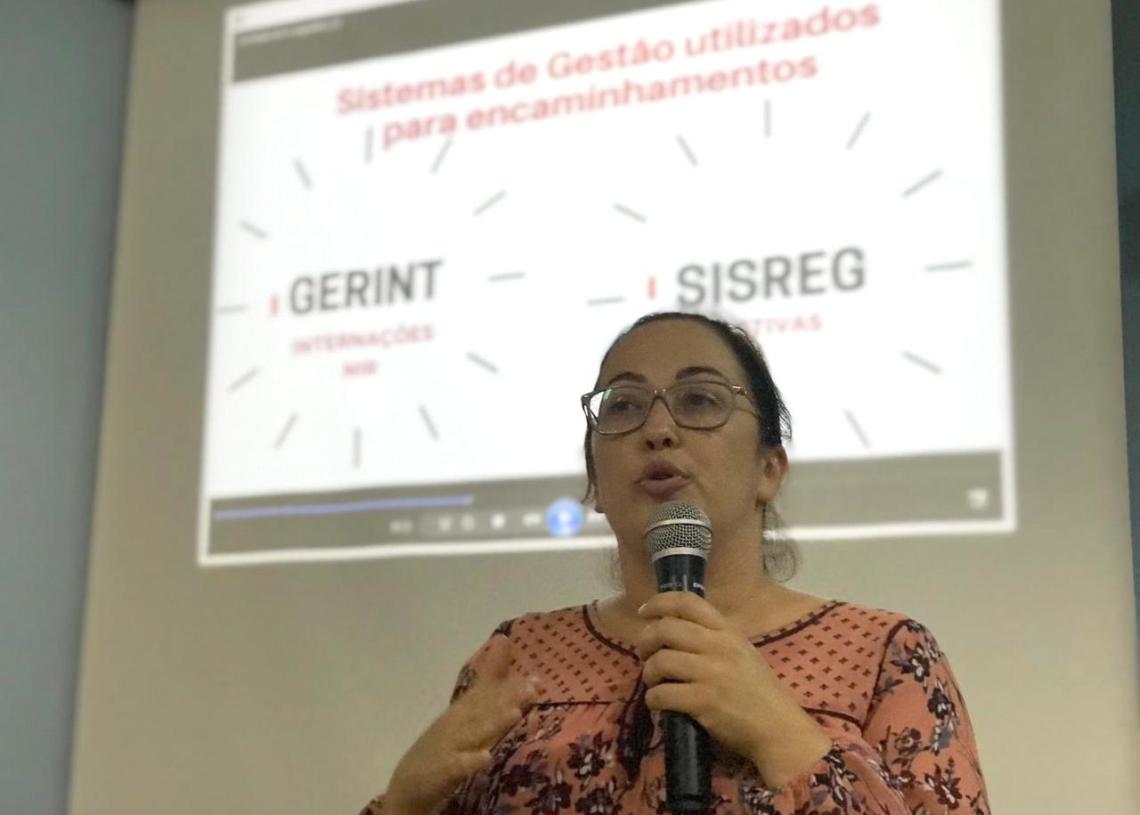 Poder Legislativo acompanhou o demonstrativo dos números de atendimentos e atividades realizadas em 2020 Foto: Eduarda Rocha/Assessoria de Comunicação