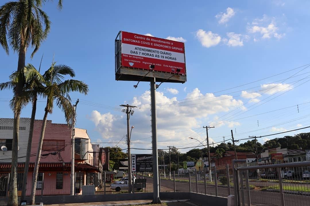 Endereço fica às margens da avenida Sebastião Amoretti. Foto: Cris Vargas