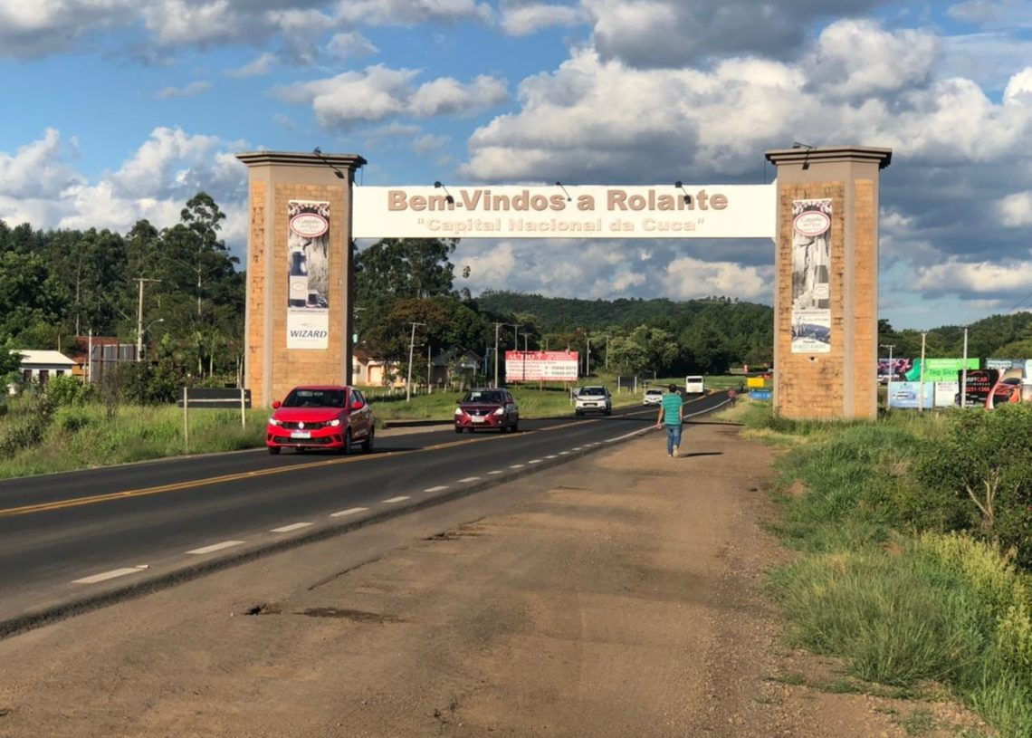 Rolante é conhecida como a capital nacional da cuca (Foto: Matheus Oliveira)