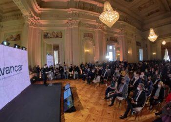 O Plano de Concessões de Rodovias foi lançado junto com o programa Avançar - Foto: Gustavo Mansur/Palácio Piratini