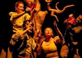 """Associação teatral """"Tá Rolando Arte"""" também teve um projeto selecionado Foto: Reprodução"""