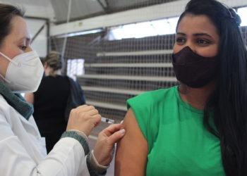 Em Igrejinha, vacinação está acontecendo para o público de 30+ Foto: Lilian Moraes