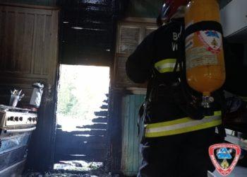 Foto: Bombeiros Voluntários de Igrejinha