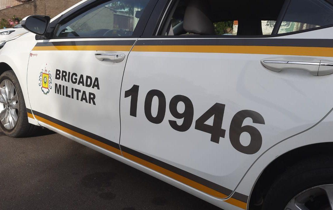 Imagem ilustrativa Foto: Brigada Militar