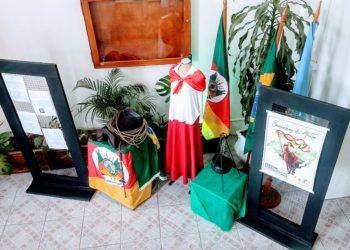 Festejos Farroupilhas homenageiam o bicentenário de Anita Garibaldi Foto: Magda Rabie