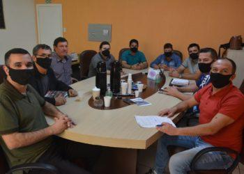 Vereadores se reuniram na tarde de segunda-feira, 30 Foto: Matheus de Oliveira