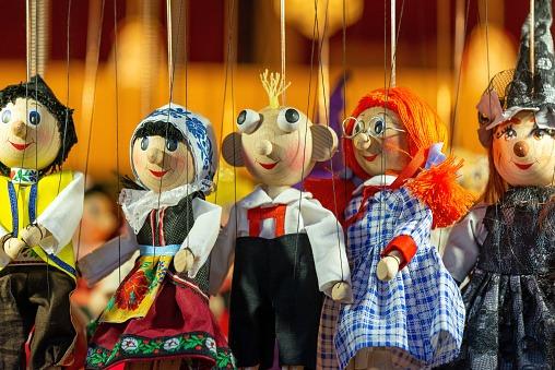 Programação contará com teatro de fantoches - Imagem meramente ilustrativa Foto: Pixabay/Divulgação